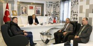 Hamur Belediyesi ile Adıyaman Belediyesi kardeş belediye oldu