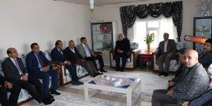 Patnos Kaymakamı Enver Özderin Çimenli Köyünü ziyaret etti