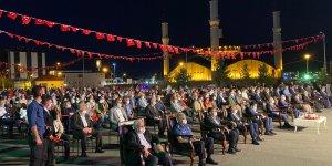 Ağrı'da 15 Temmuz Demokrasi ve Milli Birlik Günü Etkinliği