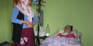 AA'nın sesini duyurduğu küçük Beritan Ankara'da tedavi görecek