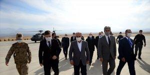 Emniyet Genel Müdürü Mehmet Aktaş Iğdır'da Iğdır'da ziyaret ve incelemelerde bulundu