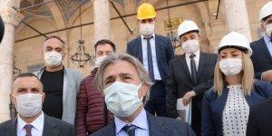 Kültür ve Turizm Bakan Yardımcısı Demircan, Malatya'da incelemelerde bulundu