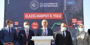 Ulaştırma ve Altyapı Bakanı Karaismailoğlu: 'Kömürhan Köprüsü dünya için örnek projelerden biri'