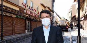 Muş Belediye Başkan Yardımcısı Bozkurt: 'Yangında can kaybının olmaması sevindirici'