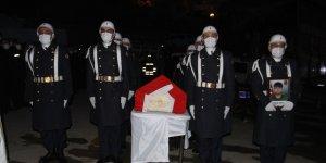 Hakkari'deki trafik kazasında hayatını kaybeden Sezgin Erbaş defnedildi