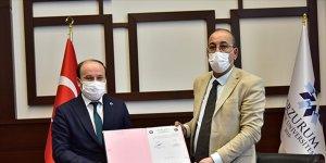 Erzurum Teknik Üniversitesi ile Tez-Koop İş Sendikası arasında sözleşme imzaladı