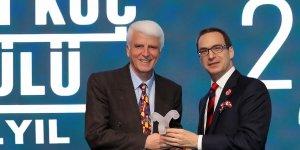 Prof. Dr. Hüseyin Vural, 20. Vehbi Koç Ödülü'nün sahibi oldu