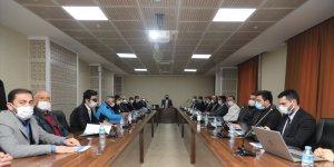 Hakkari'de 'Turizm ve tanıtım stratejisi' toplantısı yapıldı