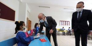 Kars, Tunceli, Ardahan ve Ağrı'daki köy okullarında yüz yüze eğitime başlandı