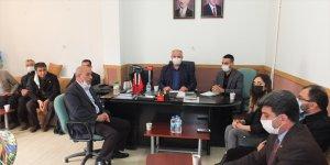 AK Parti Keban İlçe Danışma Kurulu Toplantısı yapıldı