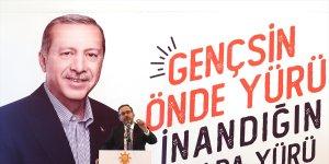 Gençlik ve Spor Bakanı Kasapoğlu, AK Parti Van İl Gençlik Kongresi'nde konuştu: