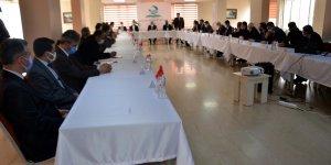 Muş'ta eğitime destek platformu toplantısı yapıldı