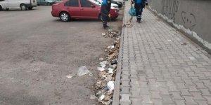 Tuşba Belediyesinden bahar temizliği