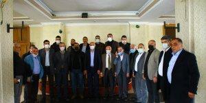 Malazgirt'te ilçe koordinasyon toplantısı düzenlendi