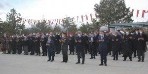 18 Mart Çanakkale Zaferi Erzincan'da törenle kutlandı
