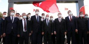Başkan Sekmen: 'Şehitlerimiz aziz milletimizin şeref payeleridir'
