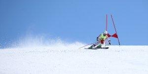 Erzurum'da düzenlenen Alp Disiplini Aslı Nemutlu Türkiye Şampiyonası sona erdi