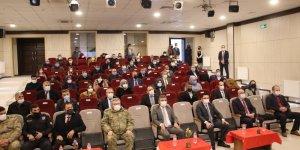 Oltu'da 12 Mart İstiklal Marşı'nın kabulü ve Mehmet Akif Ersoy'u anma programı