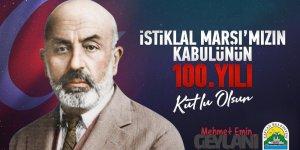 Başkan Geylani'den '12 Mart' mesajı