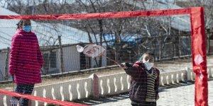 'Orda Bir Köy Var Uzakta' projesiyle çocuklar hayatlarında ilk kez badminton ile tanıştı