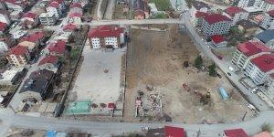 Tatvan Belediyesinden yeni park