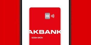 Anında cebe inen Akbank Kart, internet harcamalarında da kazandırıyor