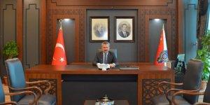 Emniyet Müdürü Karabağ'dan veda mesajı
