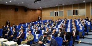 Bitlis'te İl Koordinasyon Kurulu toplantısı düzenlendi