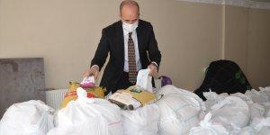 Esendere Belediyesi 600 aileye gıda yardımında bulundu