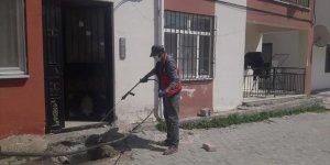 Keban Belediyesi, haşere ile mücadele çalışması başlattı