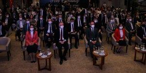 """Bakan Kasapoğlu, """"Gençlik ve Spor Çalıştayı""""nda konuştu:"""