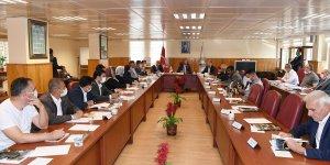 Muş Belediyesi'nin mayıs ayı meclis toplantısı yapıldı