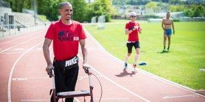184 bin kişi omurilik felçlilerine umut olmak için koştu