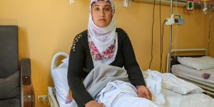 Van'da entübe edilen felçli kadın, beyin toplardamarındaki pıhtının alınmasıyla sağlığına kavuştu