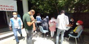 Riskli bölgede olan Ağrı'da aşılama kampanyasına destek hareketi