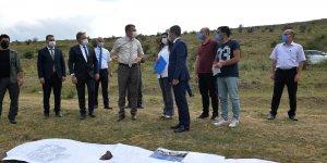 Erzurum'un Yüzen Adalar'ı turizme kazandırılıyor