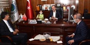 Gençlik ve Spor Bakanı Kasapoğlu, Ardahan Yalnızçam Kayak Merkezi'nde incelemelerde bulundu