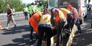 Elazığ'da 3 kişinin öldüğü kazada, sürücünün gözüne güneş gelmiş