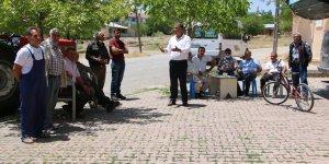 Elazığ'da köylüler 11 bin dönüm alanın tekrar mera haline getirilmesini istedi