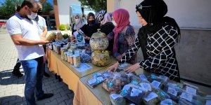 Elazığ'da kooperatifte güçlerini birleştiren kadınlar tarımsal üretime katkı sağlıyor