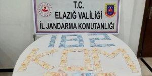 Elazığ'da sahte para operasyonunda bir şüpheli yakalandı