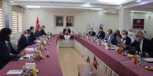 SERKA Yönetim Kurulu Toplantısı Iğdır'da gerçekleştirildi