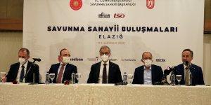 Cumhurbaşkanlığı Savunma Sanayii Başkanı Prof. Dr. Demir, sanayici ve iş adamları ile bir araya geldi: