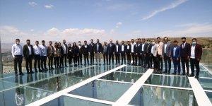 AK Parti Gençlik Kolları Genel Başkanı İnan, Elazığ'da gençlerle buluştu: