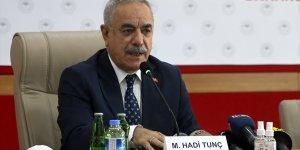 Tarım ve Orman Bakan Yardımcısı Tunç Malatya'da sektörel değerlendirme toplantısına katıldı: