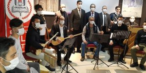 """""""1000 Meslek Lisesi Sanatsal Etkinliklerle Buluşuyor"""" projesi Erzurum'da başarıyla tamamlandı"""