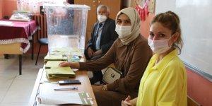 Varto'da muhtarlık seçimi