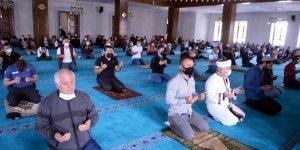 Ardahan ve Kars'ta kuraklığa karşı camilerde yağmur duası edildi