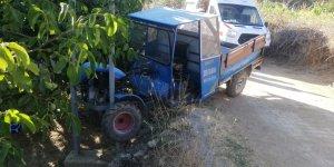 Malatya'da çapa motoru elektrik direğine çarptı: 4 yaralı