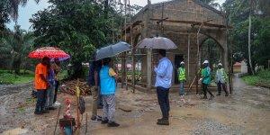 Türkiye Diyanet Vakfı, Gine'ye açacağı kuyularla binlerce kişiyi temiz suya kavuşturacak